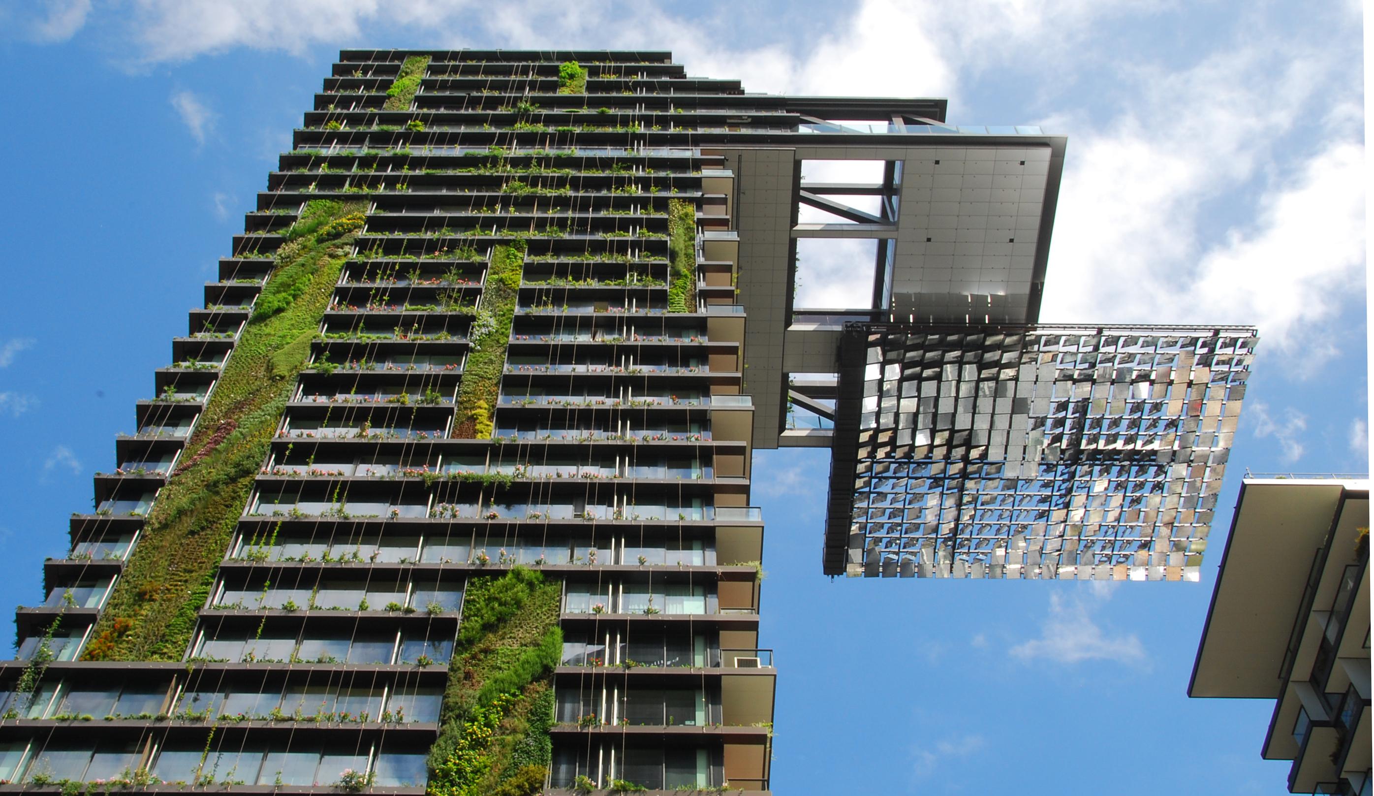 Components Regarding Green Architecture