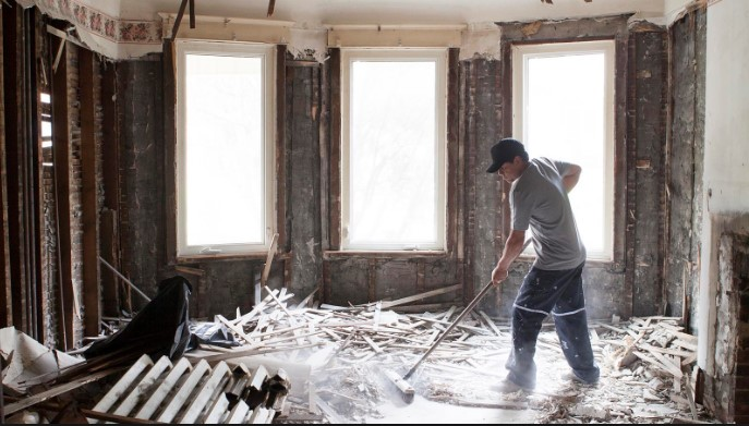 Why Knock Down And Rebuilding Are Better Than The Renovation Of The House