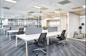 office refurbishments Brisbane