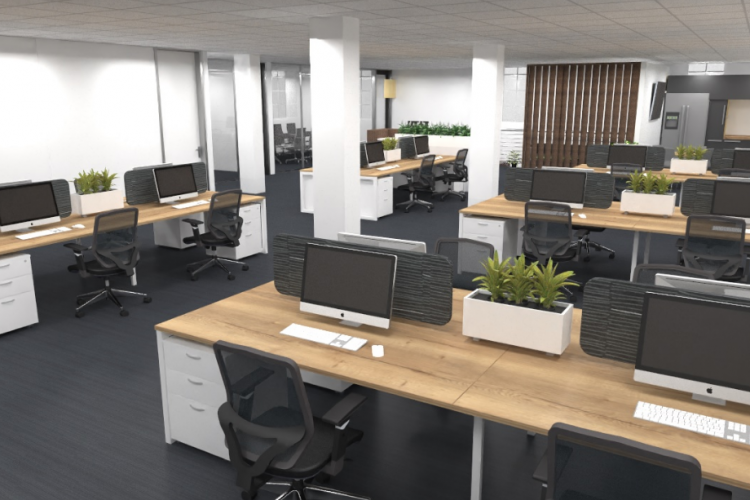 office refurbishments Brisbane